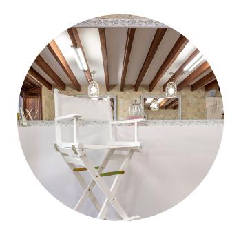 muebles para centros de belleza