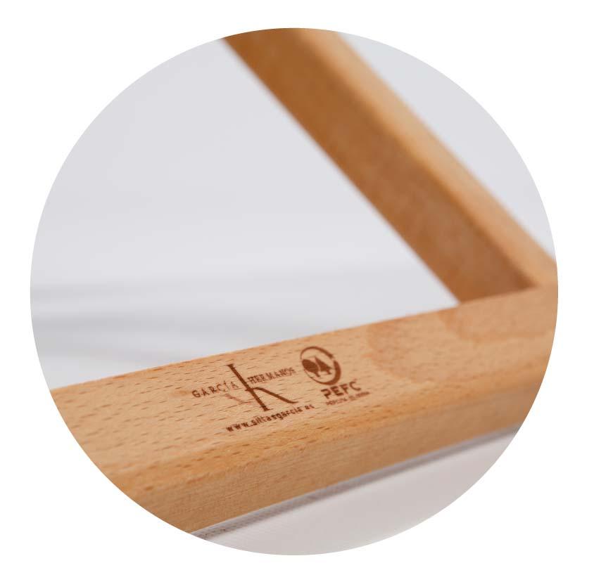 muebles de madera ecológica